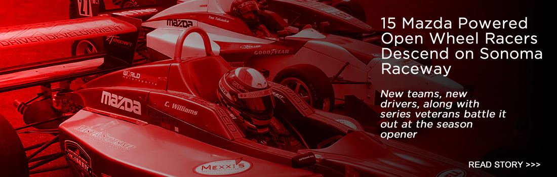 Mazda Road to Indy approves the Formula Car Challenge presented by Goodyear as an Official Feeder Series of IndyCar